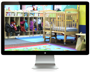 AndyCam daycare Monitor
