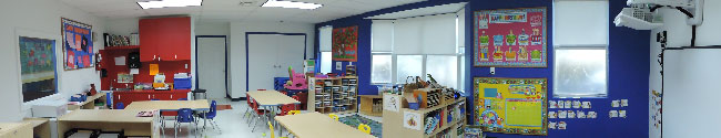 Andy Bear ELC VPK Room